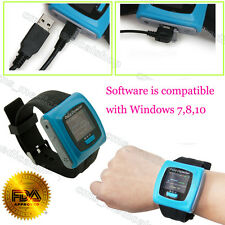 FDA CE Approved,Wrist Wearable Digital Pulse Oximeter with Sleep Study.USB.PC