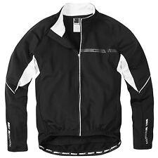 Madison Sportive Long Sleeve Thermal Roubaix Bike/Cycling Jersey- Black - Medium