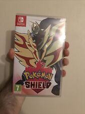Pokemon Shield Switch Case Only