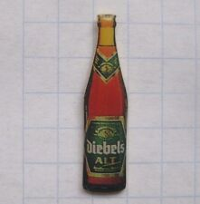 DIEBELS ALT / FLASCHE / ISSUM  ........................ Bier-Pin (143i)