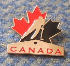 CANADA ICE HOCKEY FEDERATION 2003 PIN BADGE