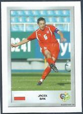 PANINI FIFA WORLD CUP-GERMANY 2006- MINI SERIES- #016-POLAND-JACEK BAK