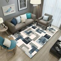 Geometric Carpet Floor Mat for Living Room Anti-slip Loor Mat Home Decor Rugs