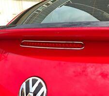 VW BEETLE CHROME REAR HIGH BRAKE LIGHT TRIM 2012 UPDATE MODELS ONWARDS