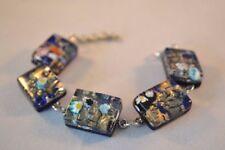 Murano Glass Bracelet Blue color