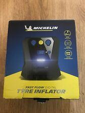 Michelin Fast Flow Digital Tyre Inflator / 12265 / Brand New in Box.