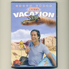 National Lampoon's Vacation, 1983 R comedy movie, new DVD, Chevy Chase, D'Angelo