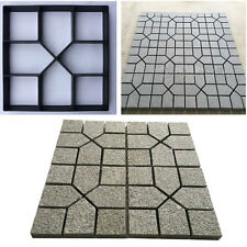 Pathmate Stone Mold Paving Concrete Mould Stepping Stone Gardon Yard Road Make