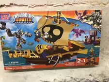MEGA BLOCKS SKYLANDERS GIANTS CRUSHERS PIRATE QUEST 328 PC Building SET NEW