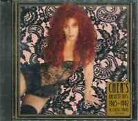 "CHER ""Cher's Greatest Hits: 1965-1992"" CD-Album"