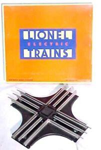 Lionel 6-5540 O Gauge 90 Degree Crossover EX/Box