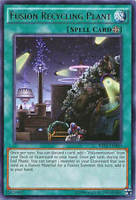 Yugioh RATE-EN000 Fusion Recycling Plant Rare - Unlimited Edition Card