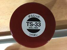 SPRAY MAQUETAS DULL RED TAMIYA 100ML TS-33
