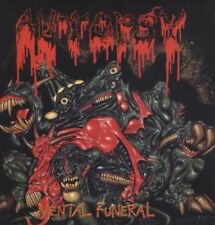 AUTOPSY - MENTAL FUNERAL  VINYL LP NEW!