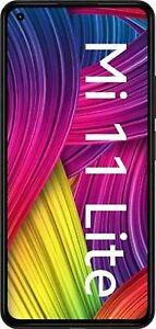 Xiaomi Mi 11 Lite FACTORY UNLOCKED Dual SIM-6GB RAM-128GB+Expandable upto 512GB