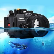 for Sony A6000 PULUZ 40m Underwater Diving Case Waterproof Camera Housing,PU7001