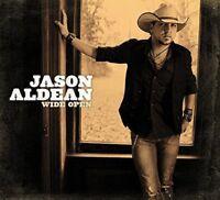 Jason Aldean - Wide Open [CD]