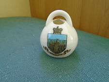Sandgate Kent Crest-CARLISLE SALE Pot-GOSS Crested China