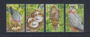 Fiji - 2002, Fiji Habicht, Vögel Set - MNH - Sg 1170/3