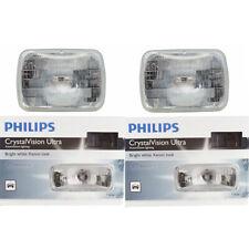Philips High Low Beam Headlight Light Bulb for Honda Wagovan Prelude Accord aa