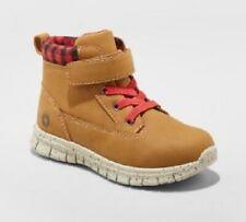 Toddler Boys Anders Fashion Lug Wheat Boots - Genuine...