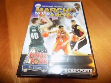 MARCH TO THE ARCH 2005 NCAA CHAMPIONSHIP FINAL FOUR MEN'S BASKETBALL DVD NEW