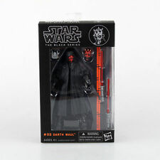 "Darth Maul:Star wars the Black Series 6""Action Figure Xmas gift in box"