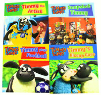 Timmy Time 4 Books Collection for children  kids Pack BRAND NEW