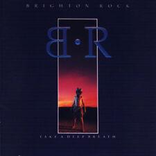 Original 1988 Canadian 1st CD pressing NEW Brighton Rock Take A Deep Breath