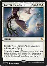 MRM ENGLISH Entreat the Angels - Implorez les anges MTG Magic C18