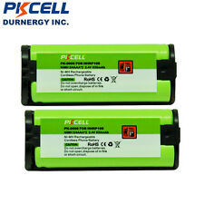 2X 850mAh Cordless Phone Rechargeable Batteries for Panasonic HHRP105A HHR-P105