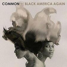 COMMON Black America Again CD BRAND NEW