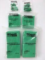 100 PIECE Huge Pack: hand2mind Foam Base 10 Flats Rods Units Blocks Homeschool