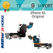 Flex Dock Conector Carga iPhone 6s Gris Negro Calidad Original PREMIUM