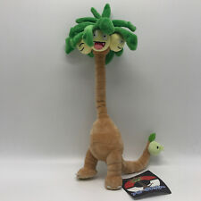 Pokemon GO Plush Alolan Exeggutor #103 Soft Toy Stuffed Animal Doll Teddy 15""