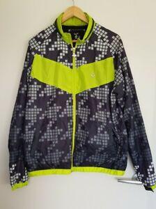 LRG Resolutionary Clothing Company Waterproof Wind Breaker Jacket Size L
