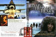 Map Of The Human Heart / Vincent Ward, Jason Scott Lee, 1992 / NEW