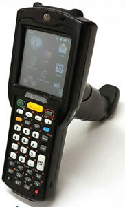 MC3190 Motorola Wireless Laser Barcode Scanner Reader. MC3190-GI3H24E0A