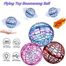 Flynova-Pro Flugspielzeug LED Spinner Ball Trick Handbetriebene Drohne Geschenke