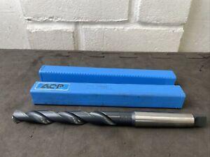 "19/32"" HSS Taper Shank Drill ACP (Boxed)"