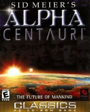 SID MEIER'S ALPHA CENTAURI PC GAME +1Clk Windows 10 8 7 Vista XP Install