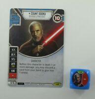 Mint//NM Nightsister Matriarch Legacies SW F Star Wars Destiny: Mother Talzin