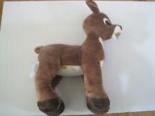 """Rudolph Build A Bear 16"""" x 11"""""""