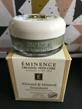 Eminence Almond and Mineral Treatment 2oz/60ml used