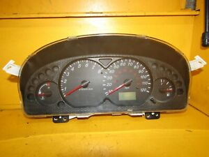 2001-2002 Mazda Tribute OEM instrument cluster (230k miles) 01 02