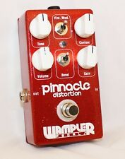 Wampler Pinnacle Distortion Guitar Effect Pedal (The EVH 'Brown' Sound!) - NEW!