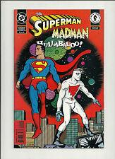 Superman Madman Hullabaloo  #2 (of 3)  VF+
