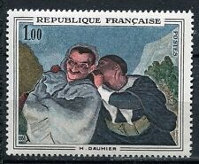 STAMP / TIMBRE FRANCE NEUF LUXE ** N° 1494 ** TABLEAU ART / DAUMIER