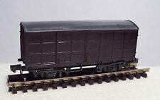 """Peco KNR-8 - """"READY MADE UNPAINTED KIT"""" Box Pallet Van Wagon N Gauge Plastic T48"""