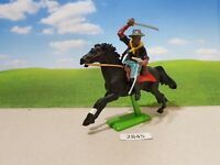 Britains Deetail Wild West US 7th cavalry trooper on horse (lot 2845)